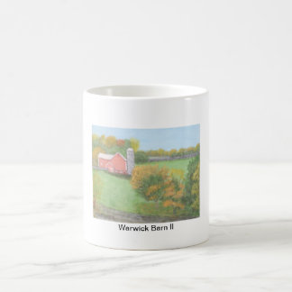 Warwick Barn II Basic White Mug
