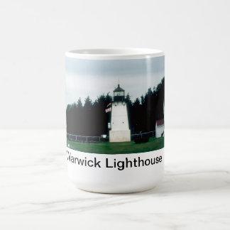 Warwick Lighthouse Mug