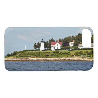 Warwick Neck Lighthouse, Rhode Island iPhone Case