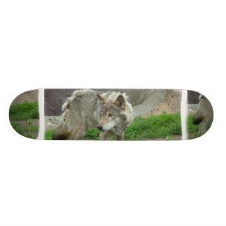 Wary Wolf Skateboard