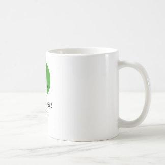 Wasabi Pea - funny Coffee Mug