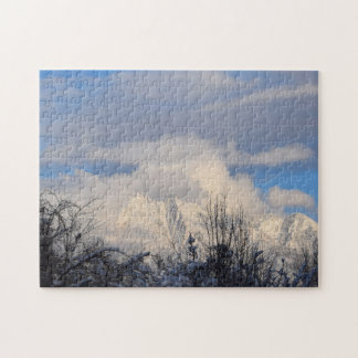 Wasatch Mountains - Utah - Puzzle