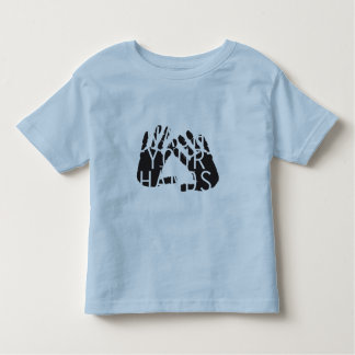 WASH YOUR HANDS TODDLER T-Shirt