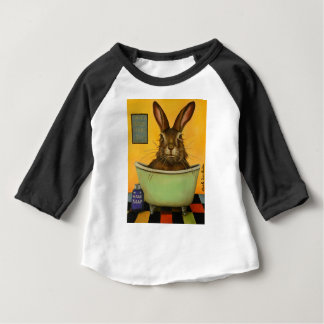 Wash Your Hare Baby T-Shirt
