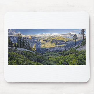 Washburn Point Panorama Mouse Pad