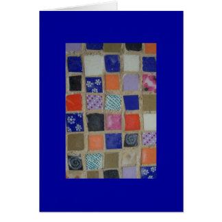 Washday Blues Card