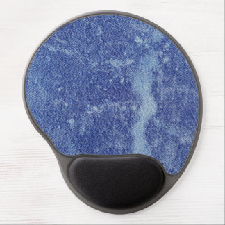 Washed Denim Design #12 at Emporio Moffa Gel Mouse Pad