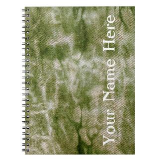 Washed Denim Design #3 @ Emporio Moffa Note Books