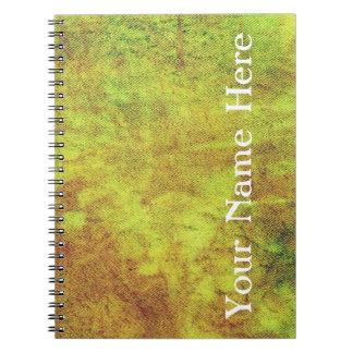 Washed Denim Design #5 @ Emporio Moffa Spiral Note Books