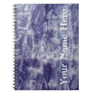 Washed Denim Design #6 @ Emporio Moffa Note Book