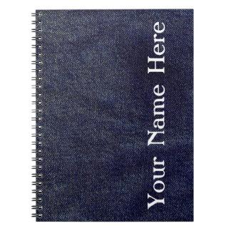 Washed Denim Design #7 @ Emporio Moffa Note Books