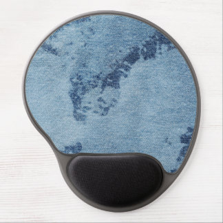 Washed Denim Design #9 at Emporio Moffa Gel Mouse Pads