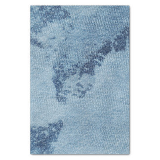 Washed Denim Design #9 @ Emporio Moffa Tissue Paper