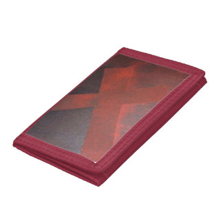 Washed in the Blood Trifold Wallets