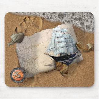 Washed up Photos Mousepad-Levesque&Cosgrove#1 Mouse Pad