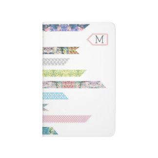 Washi Tape Pastels | DIY & Crafts | Personalized Journal