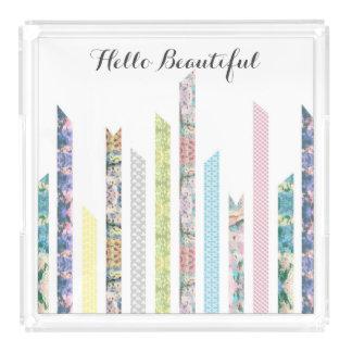 Washi Tape Pastels & Ribbons | Hello Beautiful