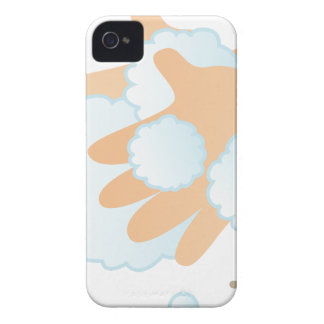 Washing Hands iPhone 4 Cover