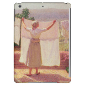 Washing in the Sun iPad Air Cases