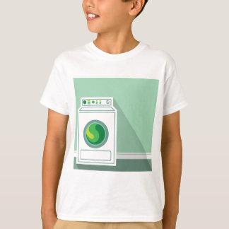 Washing Machine Laundry Room T-Shirt