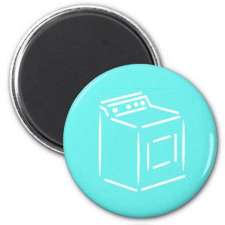 Washing machine magnet fridge magnet