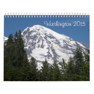 Washing State Calendar