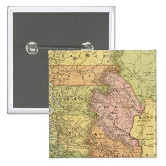 Washington 7 15 cm square badge