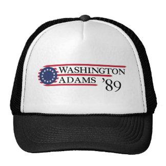 Washington Adams '89 Cap