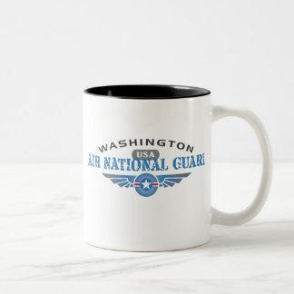 Washington Air National Guard Two-Tone Coffee Mug