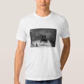 Washington At The Battle Of Trenton Shirt