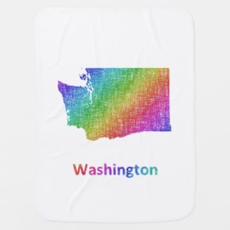 Washington Baby Blanket