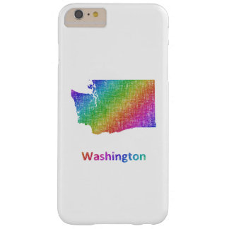 Washington Barely There iPhone 6 Plus Case
