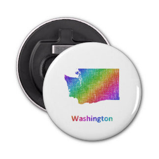 Washington Bottle Opener