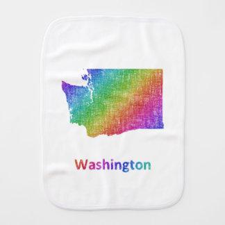 Washington Burp Cloth