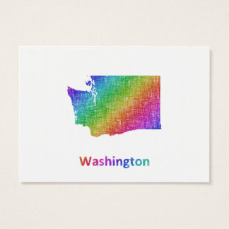 Washington Business Card