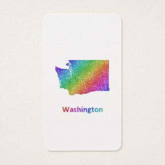 Washington Business Card