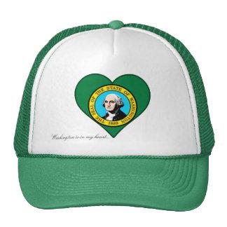 Washington Trucker Hat