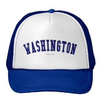 Washington Cap