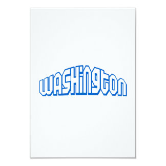 Washington Card