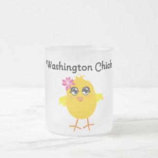 Washington Chick Mugs