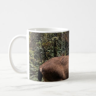 Washington Coast Deer Coffee Mug