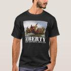 Washington Crossing the Delaware Liberty T-Shirt