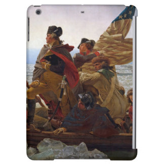 Washington Crossing the Delaware River iPad Air Case