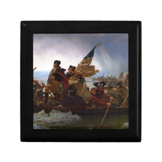 Washington Crossing the Delaware - US Vintage Art Gift Box