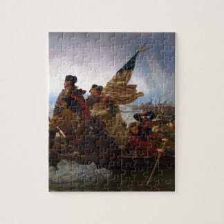 Washington Crossing the Delaware - US Vintage Art Puzzle