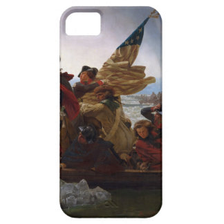 Washington Crossing the Delaware - Vintage US Art Barely There iPhone 5 Case