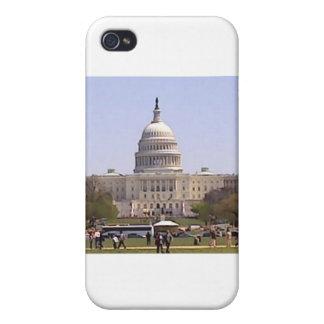 Washington D.C. iPhone 4/4S Case