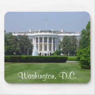 Washington D.C, Whitehouse Mousepad