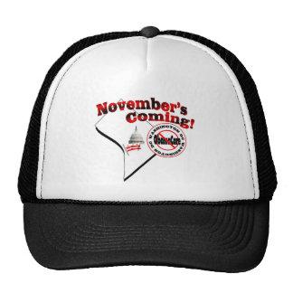 Washington DC Anti ObamaCare – November's Coming! Cap