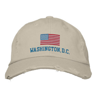 Washington DC Baseball Cap